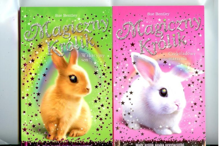 Magiczny królik