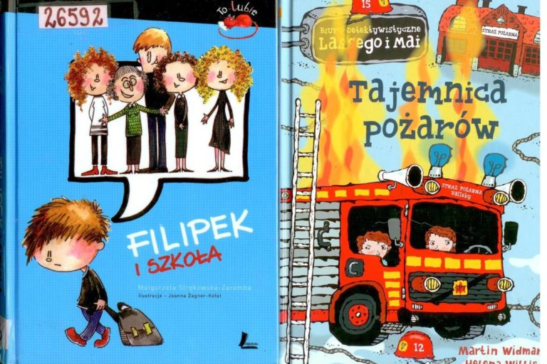Filipek i szkoła, Tajemnica pożarów
