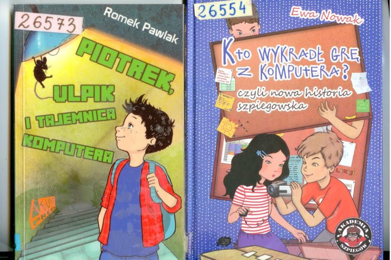 2 książki komputerowe