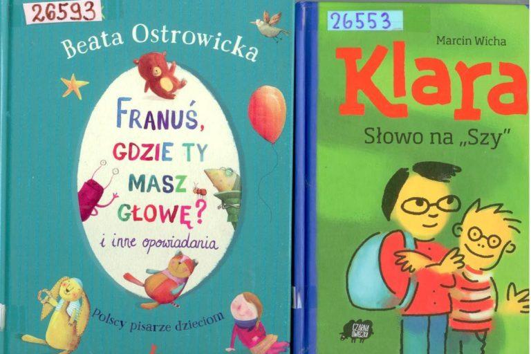 Opowiadania i Klara...