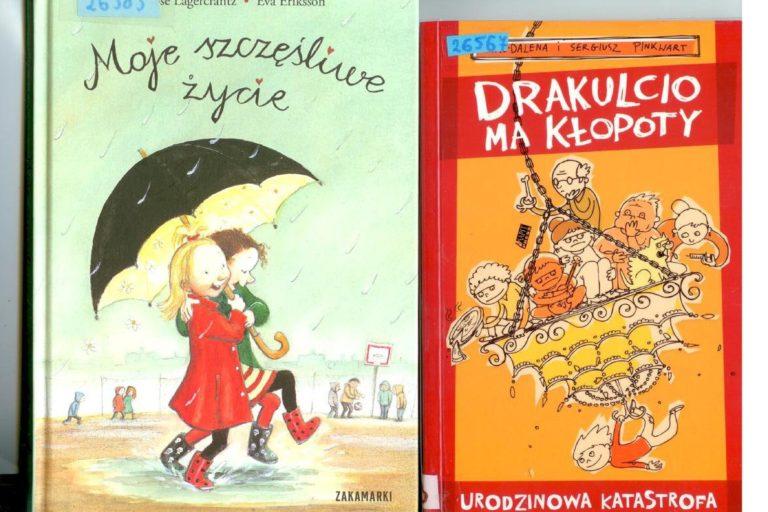 Szczęśliwe życie i Drakulcio...