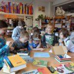 Święto Książki w naszej bibliotece