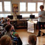 Spotkanie autorskie z panią Anielą Cholewińską – Szkolik