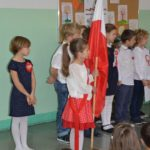 Apel z okazji Święta Odzyskania Niepodległości w SP 280