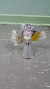 """Międzyświetlicowy konkurs """"Magiczne anioły"""""""