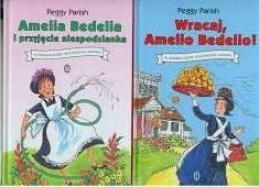 Amella Bedelia i Wracaj Amallio