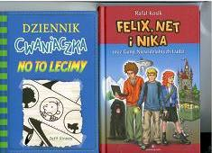 Dziennik cwaniaczka i Felix net i Nika