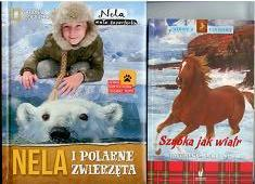 Nela i Sybka jak wiatr