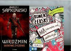 Wiedźmin i Tomek Łebski