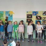 Powitanie wiosny w klasach I – III
