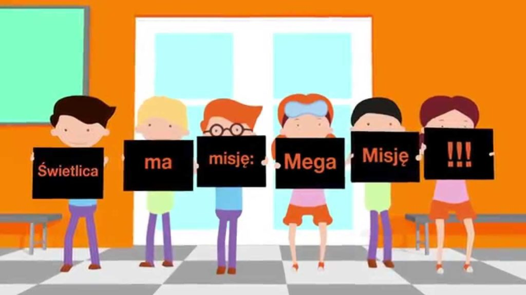 Mega Misja w świetlicy szkolnej!