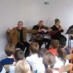 Filharmonia  Warszawska  w  naszej  szkole –  Dawno, dawno, temu…