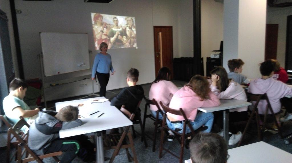 Wizyta w Muzeum Historii Polski