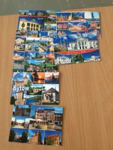 Wymiana pocztówkowa